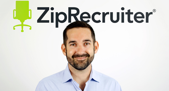 ZipRecruiter CEO Ian Siegel. Photo: ZipRecruiter