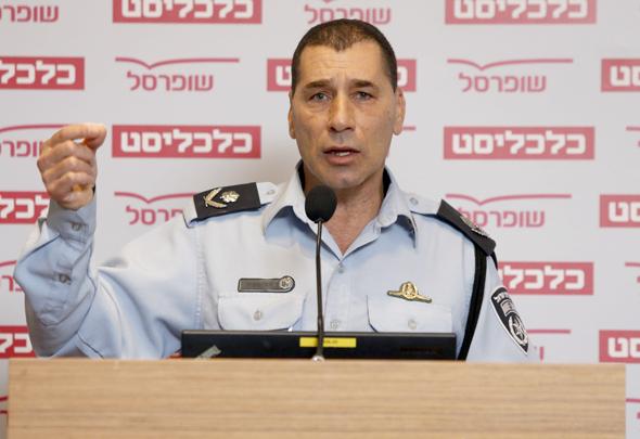 """ניצב זוהר דביר סמפכ""""ל משטרת ישראל. מטפלים במגזר הערבי"""