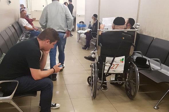 בית חולים בלינסון, צילום: קורין אלבז אלוש