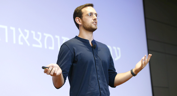 Jolt co-founder and CEO Roei Deutsch. Photo: Amit Sha'al