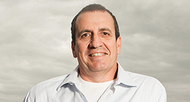 Mellanox CEO Eyal Waldman. Photo: Tomi Harpaz
