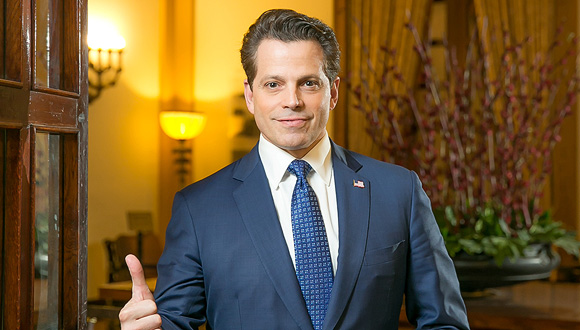 Anthony Scaramucci Photo: Orel Cohen