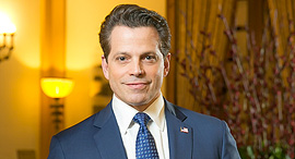 Anthony Scaramucci. Photo: Orel Cohen