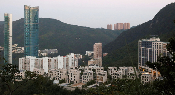 הפרויקט בהונג קונג