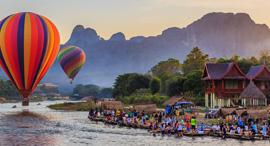 ואנג ויינג לאוס מדינות זולות 2017, צילום: שאטרסטוק