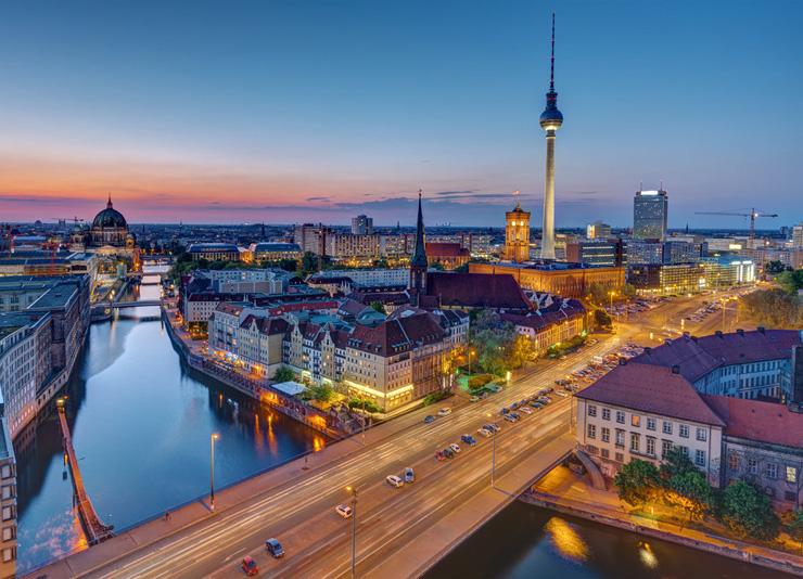 ברלין, גרמניה, צילום: שאטרסטוק