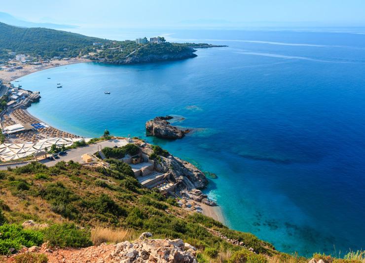 נשארו חופים זולים. אלבניה, צילום: שאטרסטוק