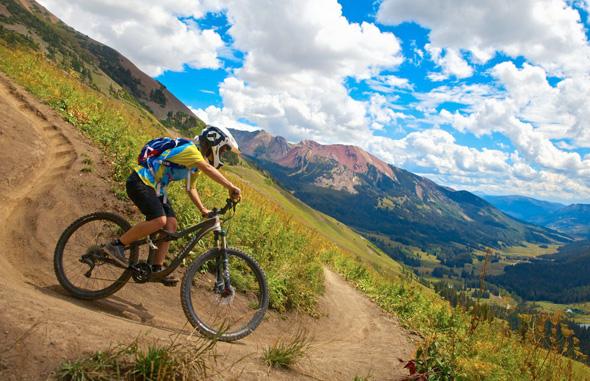 Mountain bike riding (Illustration). Photo: zachd1_618/Flickr