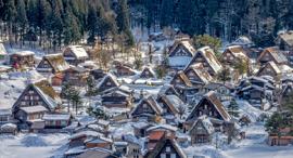 פוטו אתרים לטייל בחורף פוטו אתרים לטייל בחורף יפן Shirakawa go, צילום: שאטרסטוק
