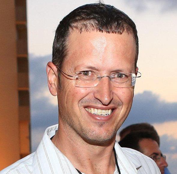 Iri Zohar, Freshub founder and CEO. Photo: PR