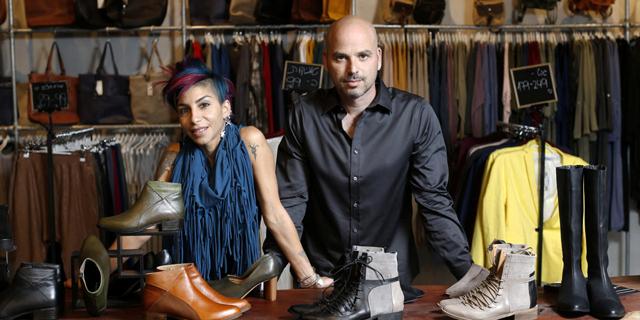 """כך הפכו אלון ומיטל שני חנות בגדים קטנה בצפון ת""""א לרשת של 15 סניפים"""