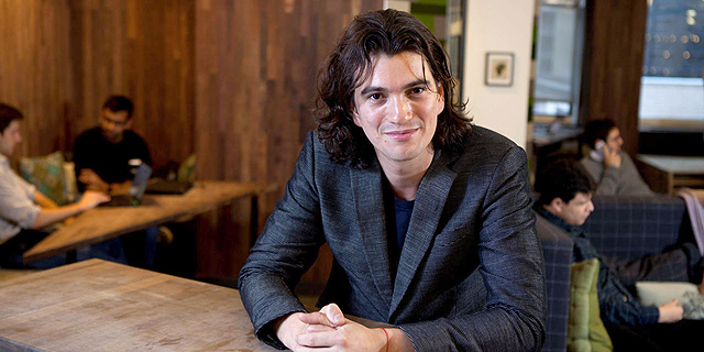 WeWork Buys China Rival Naked Hub