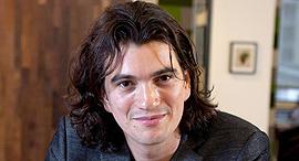 אדם נוימן מייסד WeWork, צילום: דן קינן