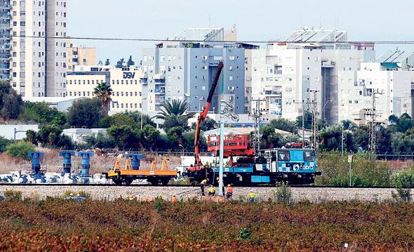 עבודות התחזוקה ברכבת ישראל בסוף השבוע