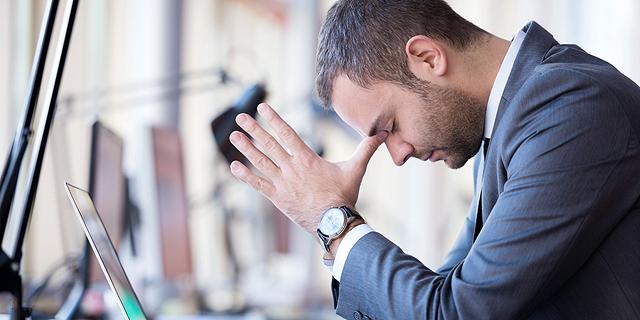 סטרס בעבודה, יש מה לעשות גם בעת קורונה, צילום: bigstock
