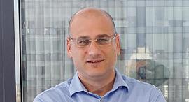 מייסד מגוריט ארז רוזנבוך, צילום: שאול גולן