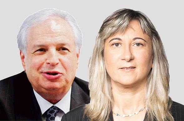 מימין זהבית כהן ו שאוך אלוביץ', צילומים: עמית שעל , יובל חן