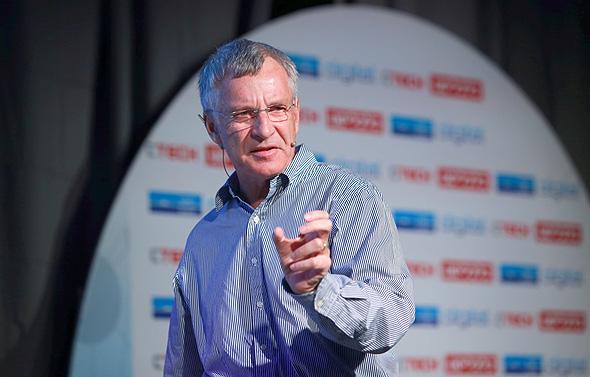 Ravello Systems co-founder Benny Schnaider. Photo: Orel Cohen