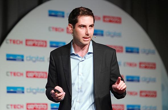 מורן בן גיגי, שותף וראש תחום  Data & Analytics KPMG ב- KPMG סומך חייקין