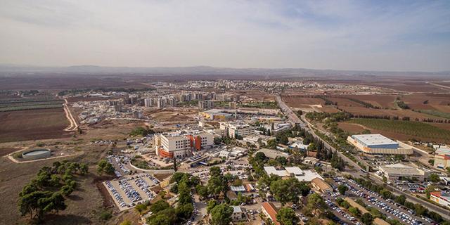עפולה זירת הנדלן, צילום: באדיבות עיריית עפולה