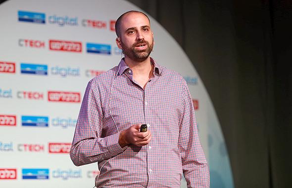 אפי כהן, ממייסדי Datorama, צילום: אוראל כהן
