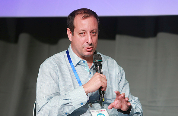 "אריאל מייסלוס מייסד ומנכ""ל Stratoscale"