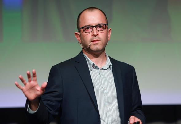 Dr. Yaniv Erlich. Photo: Orel Cohen