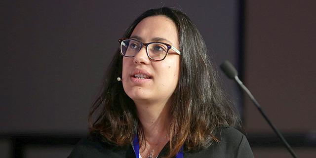 קארינה אודינייב, מייסדת משותפת של Cortica, צילום: אוראל כהן