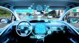 Autonomous driving (Illustrative). Photo: Shutterstock