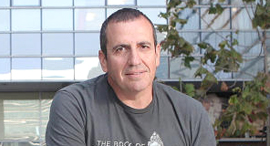 Mellanox CEO Eyal Waldman. Photo: Orel Cohen