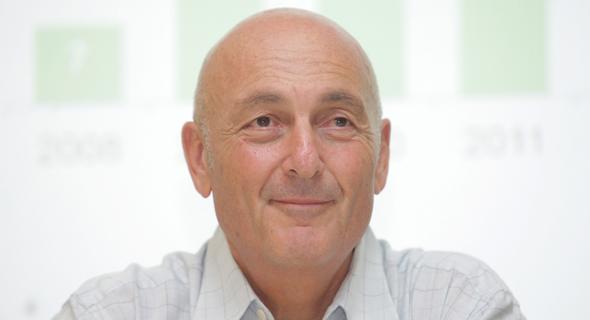 יעקב לוקסנבורג, בעל השליטה בלפידות, צילום: אוראל כהן