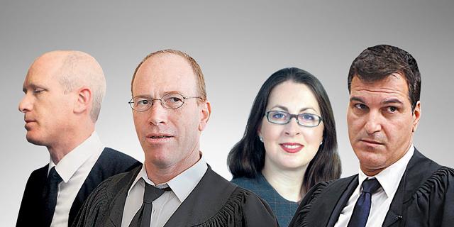 ארבעה מפרקים זומנו בחשאי לכנס שופטים סגור וזכו להרצות בפניהם