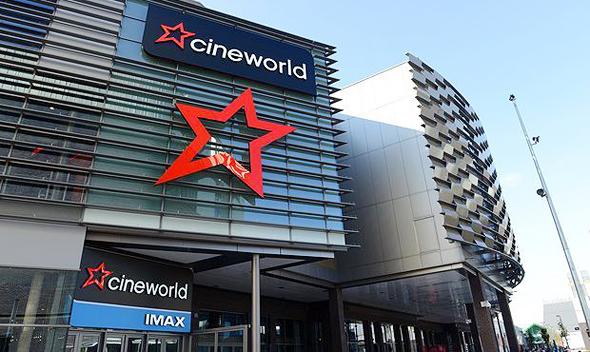קולנוע של סינוורלד, צילום: film.list