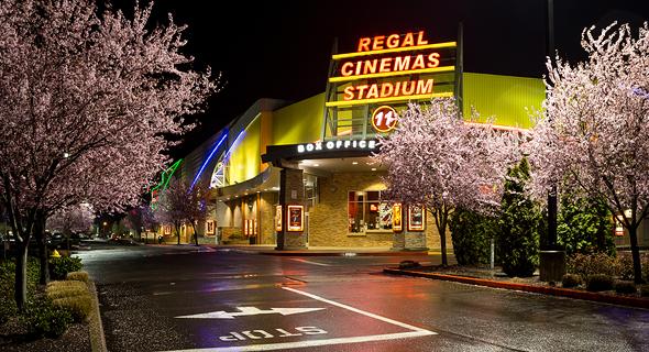 אולם קולנוע של ריגאל, צילום: שאטרסטוק