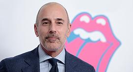 מט לאואר מגיש Lauer NBC הטרדות מיניות, צילום: גטי אימג'ס