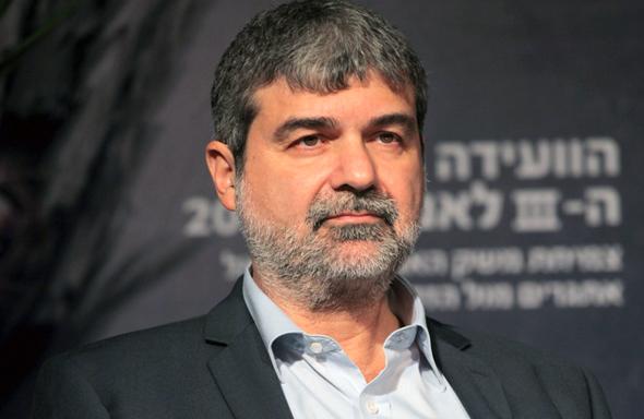 """ישר בן מרדכי מנכ""""ל בז""""ן"""