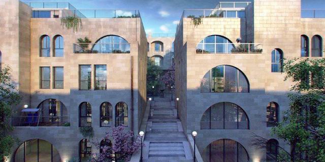 ירושלים של זהב: שתי דירות יוקרה נמכרו ב־67 מיליון שקל