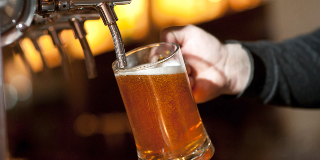 Beer. Photo: Shutterstock