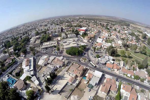 שכונת נאות אביב בשדרות, צילום: באדיבות עיריית שדרות
