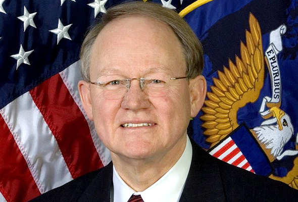 Former NSA Director Michael McConnell. Photo: Wikipedia