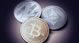 את'ריום לייטקוין ביטקוין מטבעות וירטואליים, צילום: CryptoCoinsNews