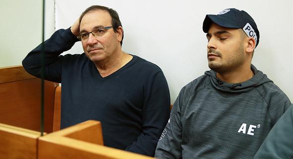 דב צור ראש עיריית ראשון לציון בהארכת המעצר