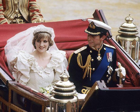 חתונת הנסיך צ'רלס ודיאנה