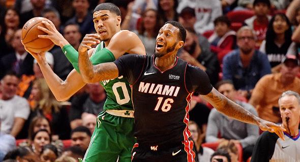 ESPN ו-TNT משלמות ביחד ל-NBA 2.7 מיליארד דולר לעונה עבור זכויות השידור של המשחקים. , צילום: רויטרס
