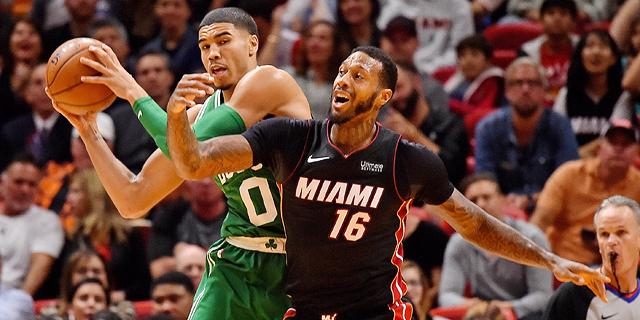 זינוק של 15% ברייטינג של ליגת ה-NBA