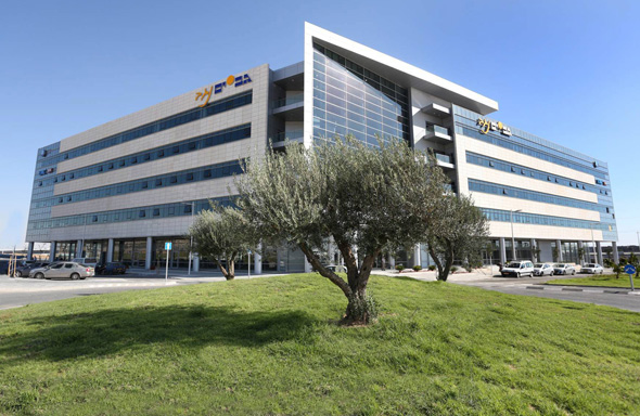 The Gav-Yam Negev Advanced Technologies Park. Photo: Dani Machlis, BGU