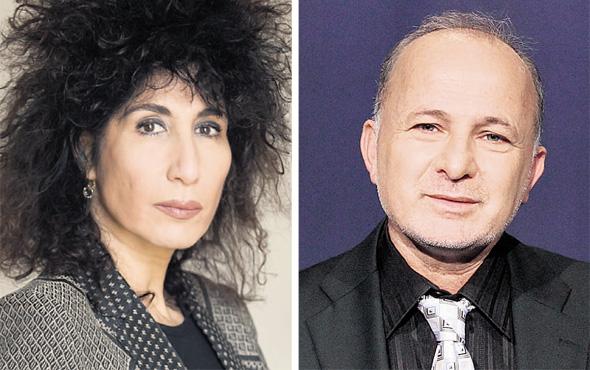"""מנכ""""ל ערוץ הכנסת מטעם ערוץ 20 מוטי שקלאר ויו""""ר המועצה יפעת בן חי שגב"""