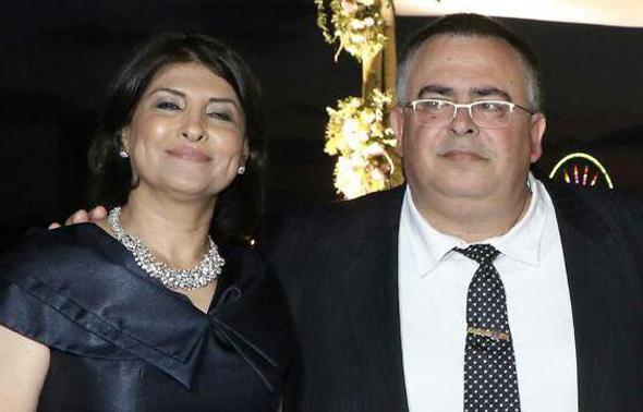 דוד ביטן ואשתו חגית ביטן