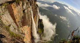 פוטו הרפתקאות של פעם בחיים המפל הגבוה בעולם מפלי אנג'ל ונצואלה , צילום: שאטרסטוק
