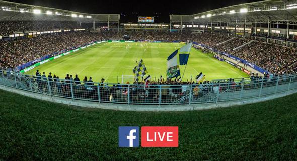 פייסבוק שידורי ספורט, צילום:  LA Galaxy
